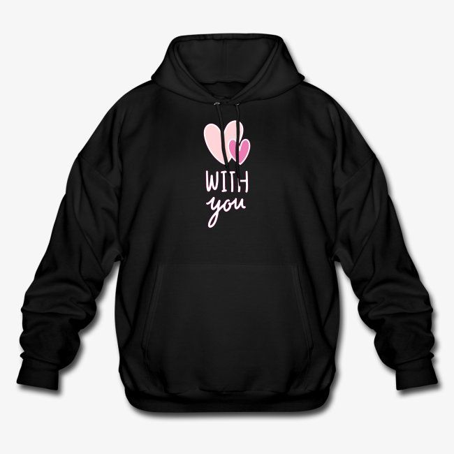 wedding love married 34 | Men's Big & Tall Hoodie