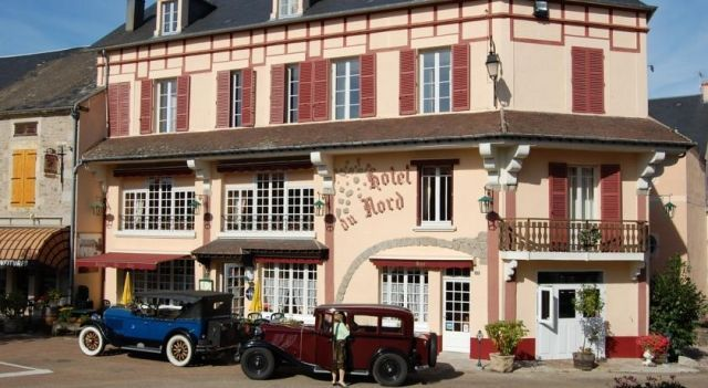 Hotel du Nord - Restaurant le Saint Georges - #Hotel - $81 - #Hotels #France #Quarré-les-Tombes http://www.justigo.club/hotels/france/quarre-les-tombes/restaurant-du-nord_82440.html