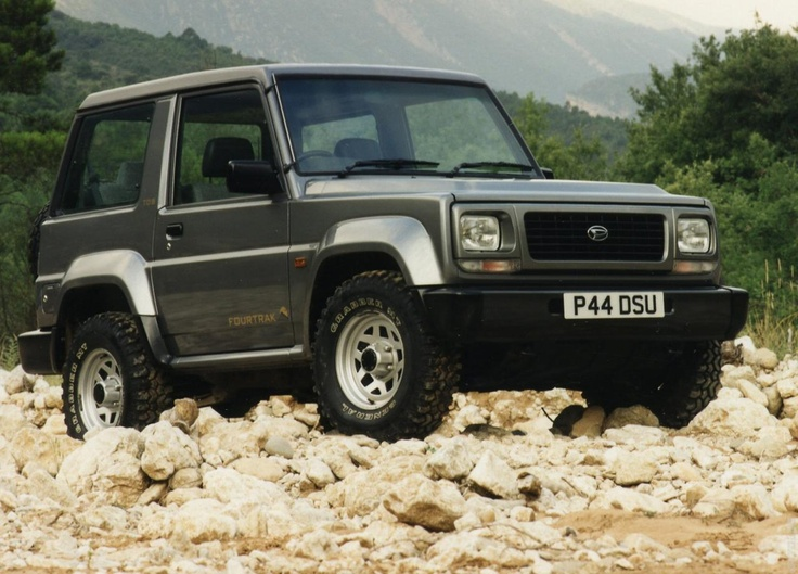 12 Best Off Road Vehicle Images On Pinterest Daihatsu Jeep And 4x4