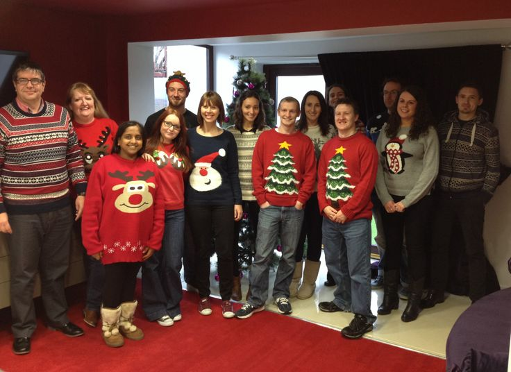What do you think of our Christmas jumpers for Save the Children's #xmasjumperday? Festive Friday!