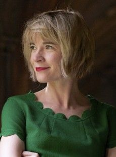 Lucy Worsley is currently Chief Curator at Historic Royal Palaces, but is better known as a historian and television presenter.
