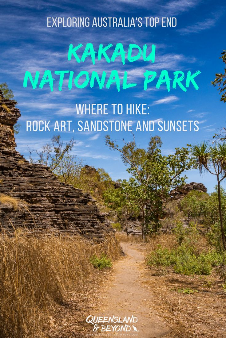 Kakadu National Park in Australia's Top End has myriad walking trails, from short 30 min walks to day hikes. Here are some #hiking options to help you make the most of your time in Kakadu!