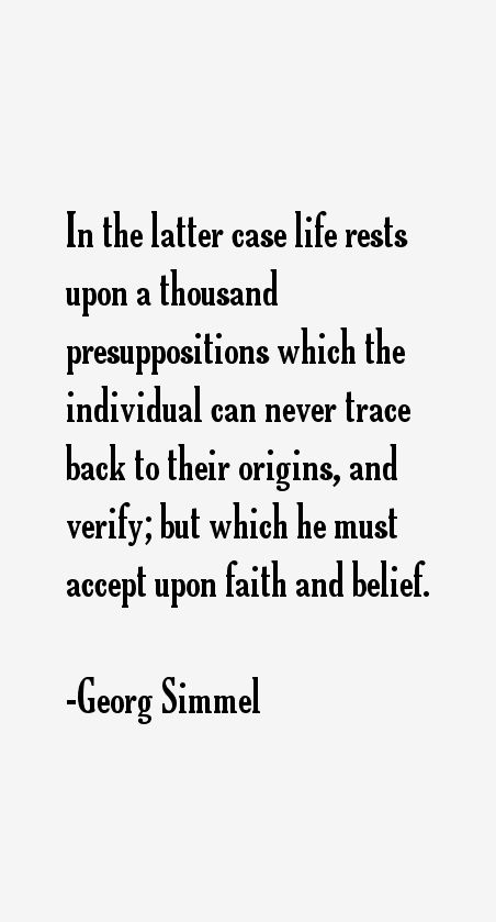 georg simmel quotes - Google Search