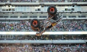 Groupon - Monster Jam on Saturday, April 23 in Metlife Stadium. Groupon deal price: $29