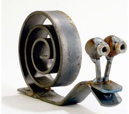 Ber ideen zu metall gartenskulpturen auf pinterest metall gartenkunst - Gartenskulpturen metall ...