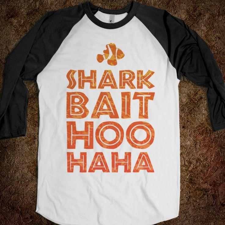 Shark Bait! Hoo haha @Cori Miller for the finding Dory premier =)