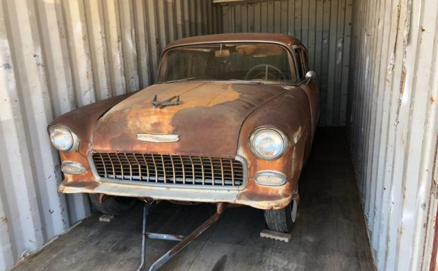 Container Find 1955 Chevy 210 In 2020 1955 Chevy Chevy 1955 Chevrolet