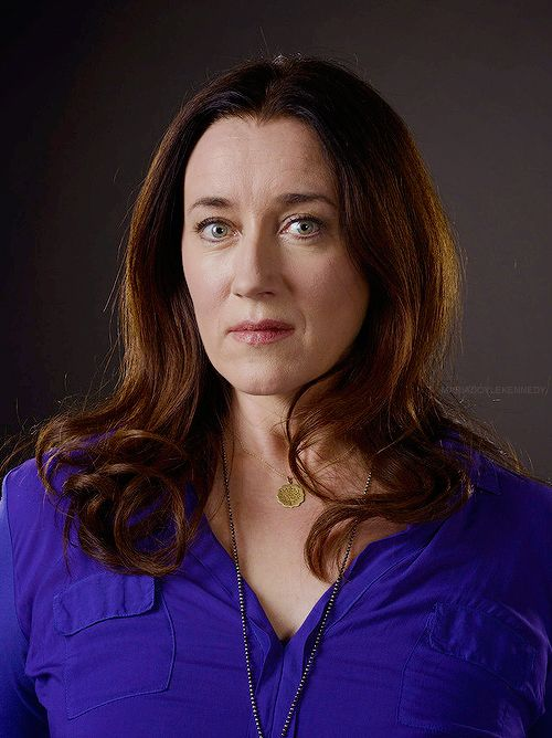 I adore Maria Doyle Kennedy. She's make a perfect Miss Forthering.