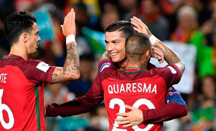 Letonia vs Portugal en vivo 09 junio 2017 - Ver partido Letonia vs Portugal en vivo 09 de junio del 2017 por la Eliminatorias UEFA. Resultados horarios canales de tv que transmiten en tu país.