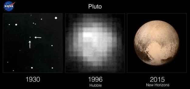 Primeiro, nós FINALMENTE sabemos como Plutão é: