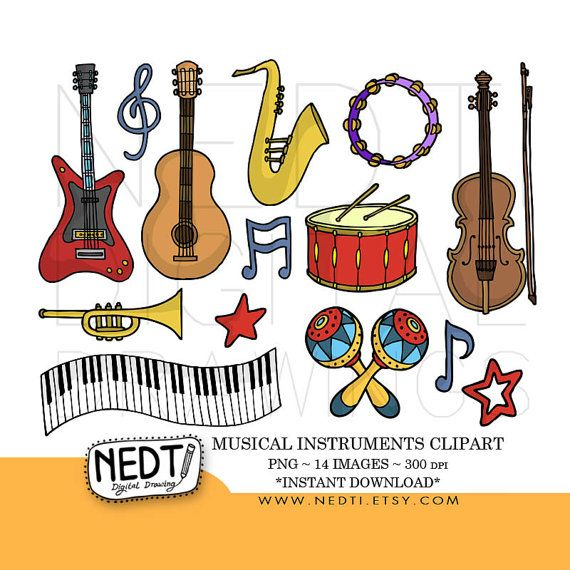 band instrument clipart - photo #29