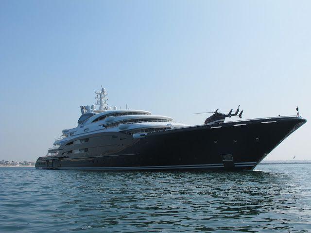 "serene yacht at sea | Cindy Whitehead: A ""Serene"" Sunday"