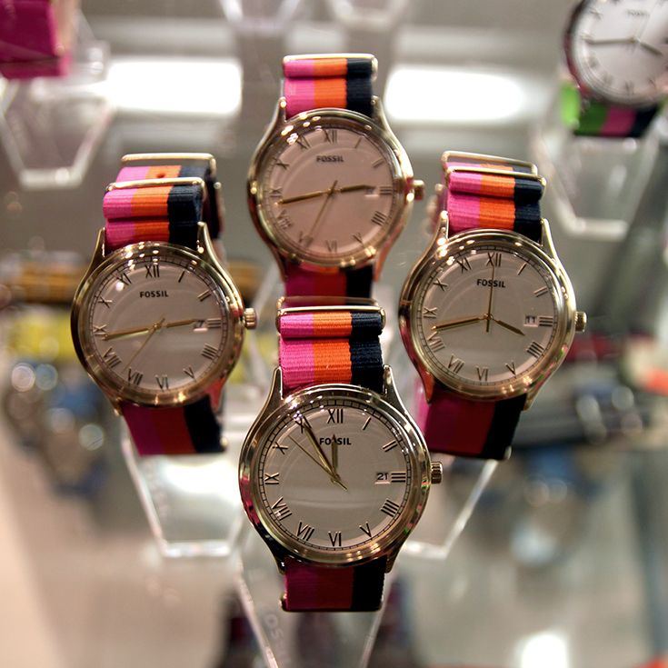 Fossil watches at VIP Event