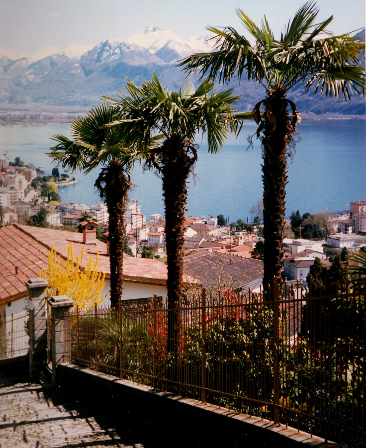 Locarno, Switzerland Oh how I remember all the stone steps!!!