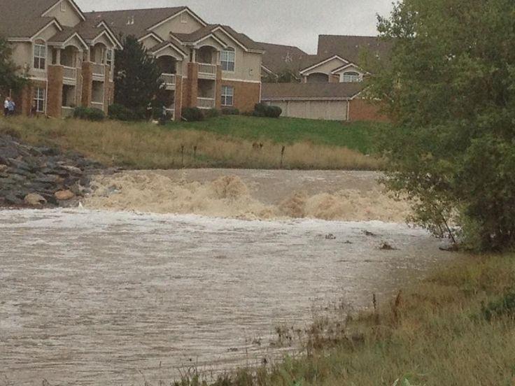Colorado Flooding 2013   Flooding near Superior, Colorado on September 12, 2013. Image Credit ...