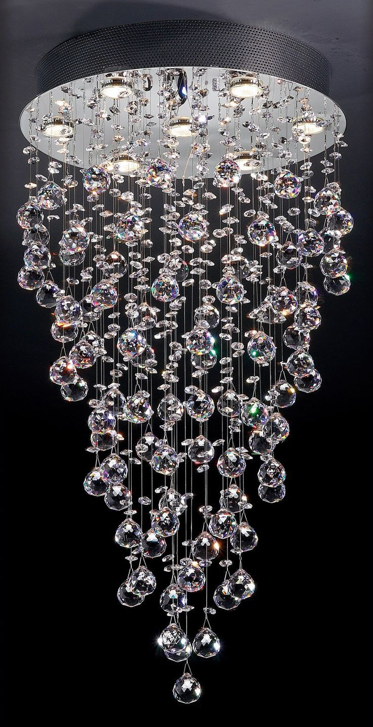 Home Decorators Collection The Home Depot In 2020 Modern Crystal Chandelier Geometric Chandelier Crystal Chandelier