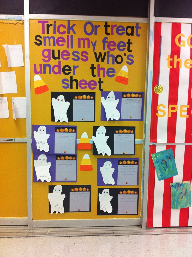 E A D B C Dae C D B Charlottes Web Bulletin Board Charlottes Web Activities together with Handprint Rooster likewise Cute Halloween Sayings For Bulletin Boards also Spring Classroom Door Decorations Preschool X moreover Cf B F Ae D E C Bd F F. on preschool bulletin board ideas for halloween