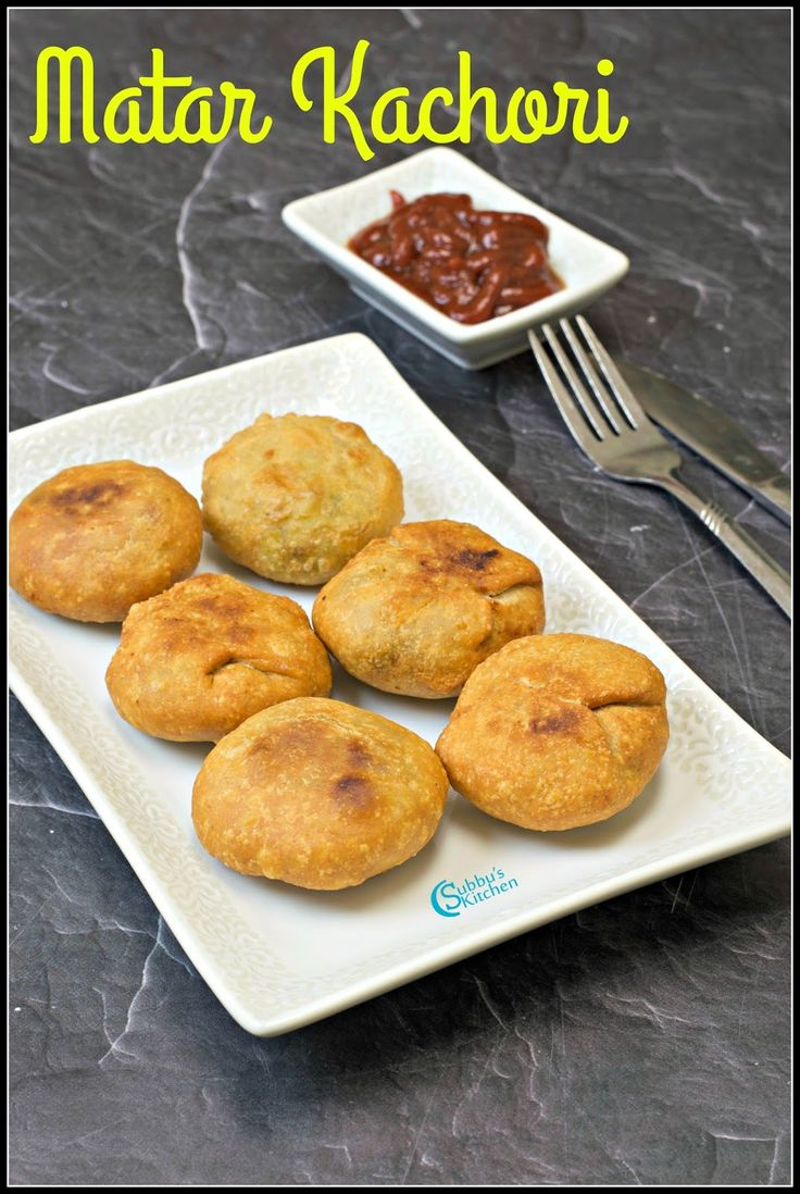 Green Peas Kachori-Crisp savoury bursting with fresh flavour of seasonal peas..  It has perfect crisp, flaky texture with very flavorful green peas stuffing inside. Learn here how to make this dish with step by step instructions and video