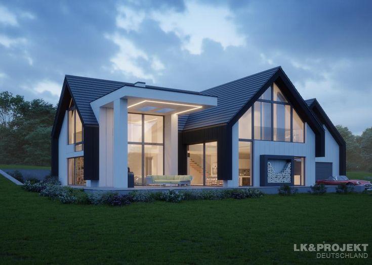 Hausprojekt: LK&1460 – ExklusivHAUS: Leben auf hö…
