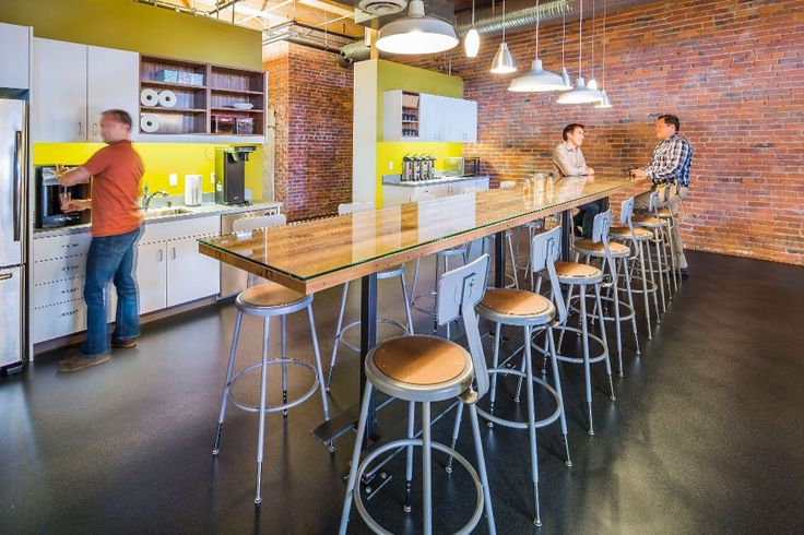 Awesome BCRA Design Office Photos On Glassdoor. Tacoma Office Kitchen And Break  Area.