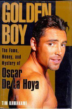 The legendary boxer & super hunk, Oscar de la Hoya <3