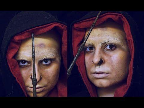 [SELF]. VOLDEMORT MAKEUP TUTORIAL #cosplay http://ift.tt/1EO3Y0Y