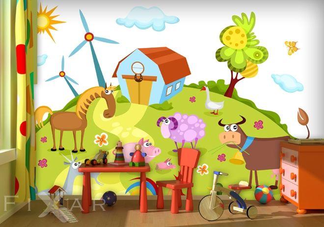 Bajkowa farma