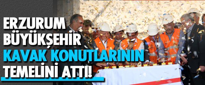 Erzurum Büyükşehir Belediyesi il genelinde sürdürdüğü konut seferberliğine hayata geçirdiği projelerle devam ediyor.