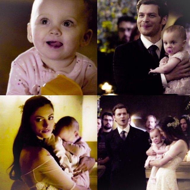 "#TheOriginals 2x14 ""I Love You, Goodbye"" - Hayley, Klaus and Hope"