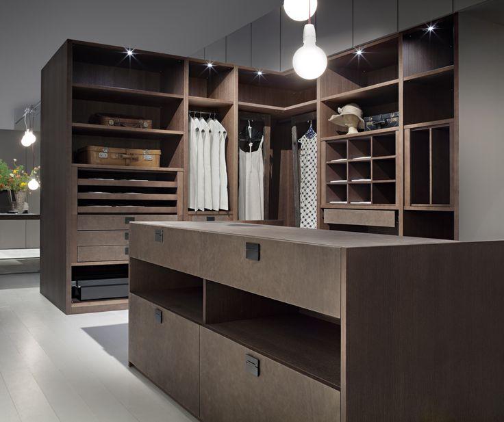 WOW!!! Sectional walk-in wardrobe ATLANTE | Walk-in wardrobe - EmmeBi