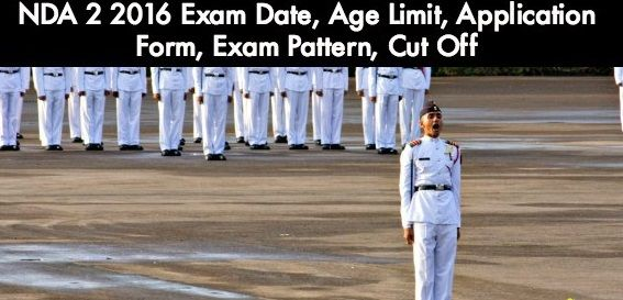 NDA 2 Exam 2016- Official Notification, Important Dates