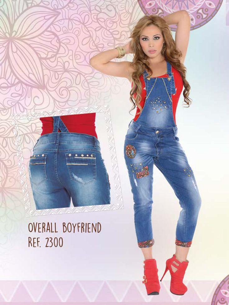 #Boyfriend Jeans. #overall. #overol. #catalogo. #diseños 2015