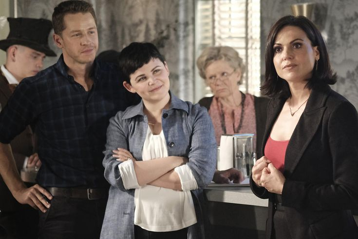 Once Upon a Time TV Show: News, Videos, Full Episodes and More ...