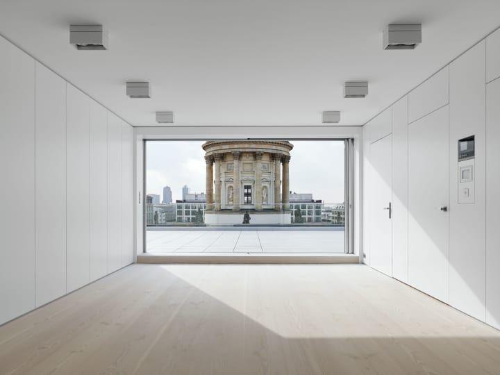 Penthouse Extension at Gendarmenmarkt