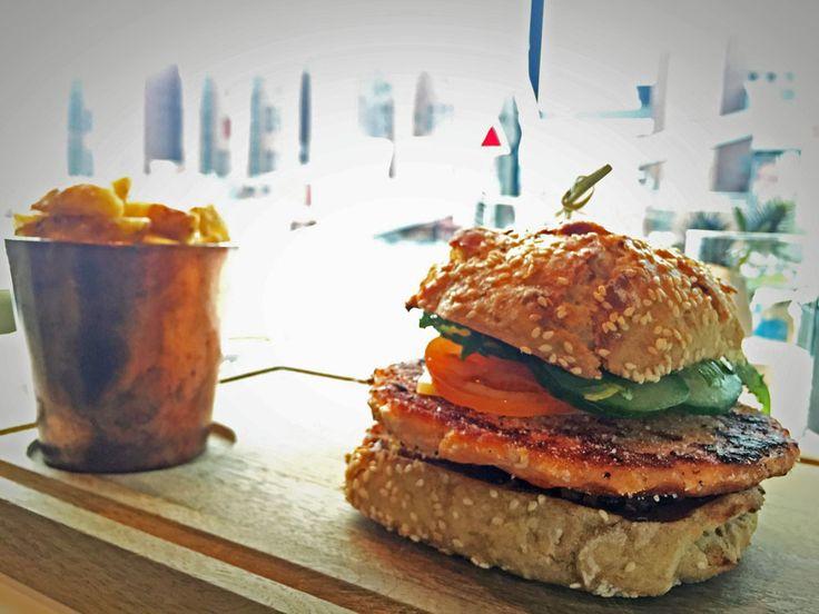 Burger im Ritz Carlton in Wolfsburg