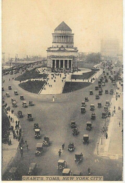 Grants Tomb 1928