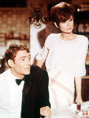 ~Peter O'Toole is so gorgeous & delicious in How to Steal a Million ~ He should have been in many more romantic leading man parts :)))) ~*