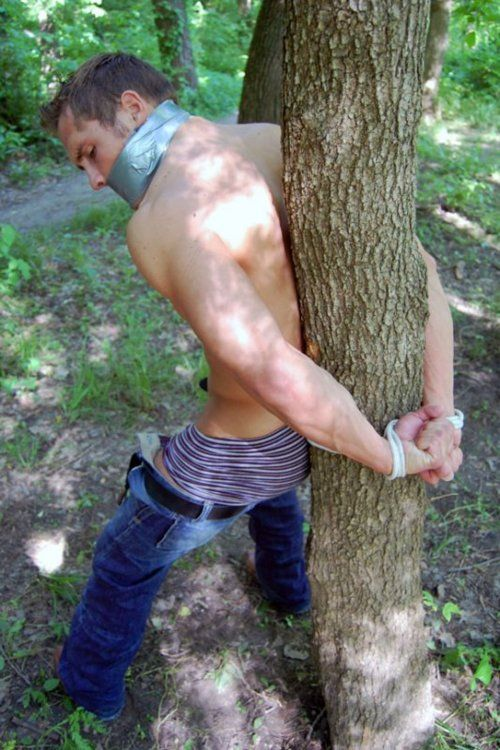 Gay Tied Up Sex 109
