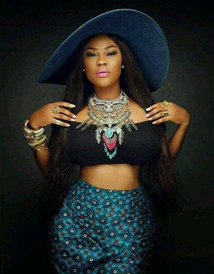 Curvy Nollywood actress Daniella Okeke stuns in new PHOTOS as she turns a year older today