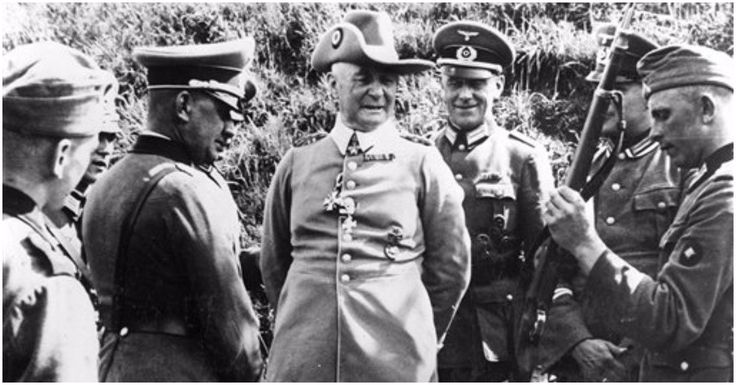 WWI in East Africa, and the Legendary Paul von Lettow-Vorbeck