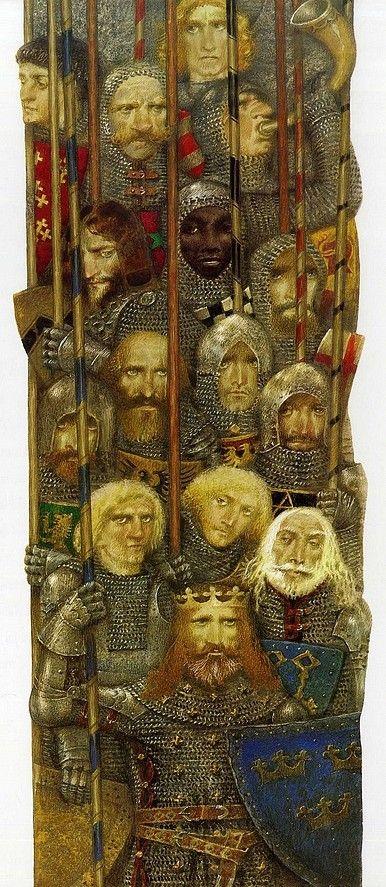 "Pavel Tatarnikov ""Arthur of Albion"" 14"