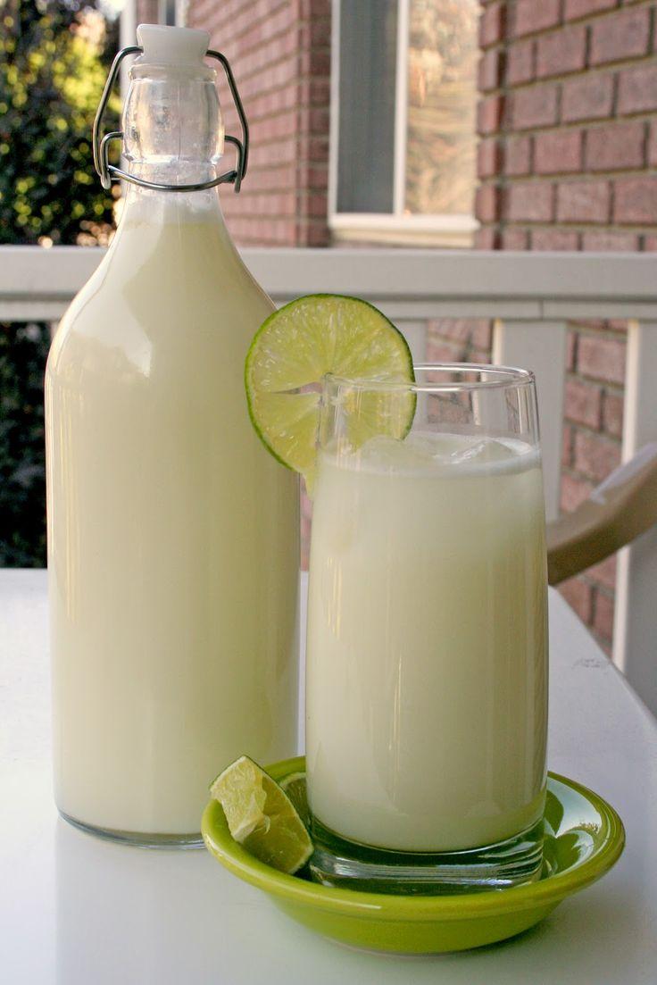 """For the Love of Food: Brazilian """"Lemonade"""""""