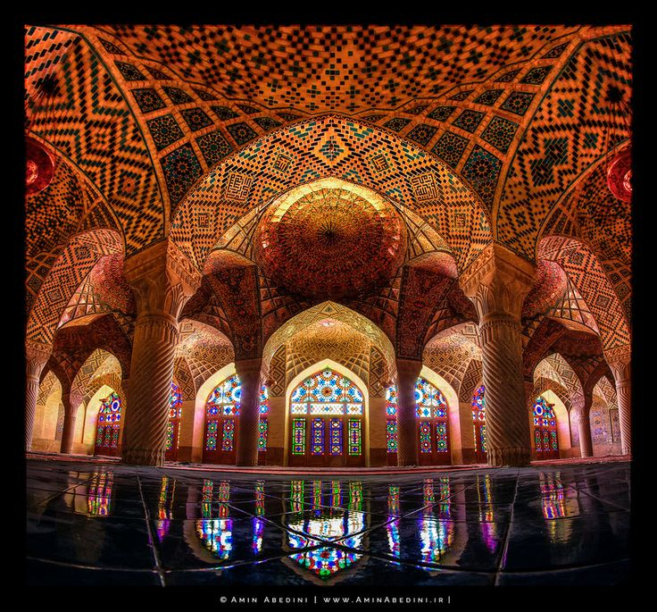 Nasir Al Molk Mosque of Colors by Amin Abedini on 500px