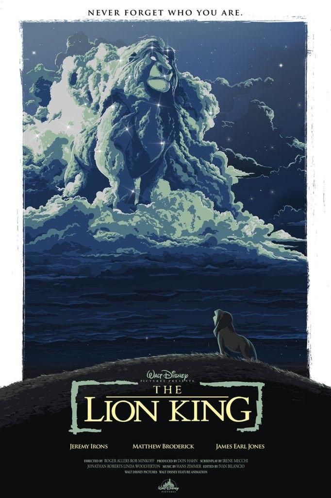By Nicolas Barbera Lion King Poster Lion King Lion King Tattoo