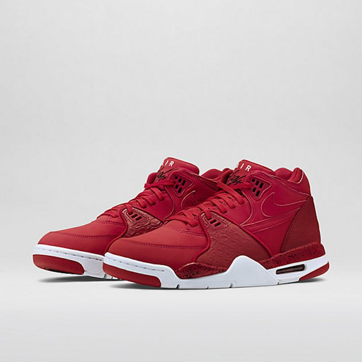 Nike Air Flight 89 Red Python