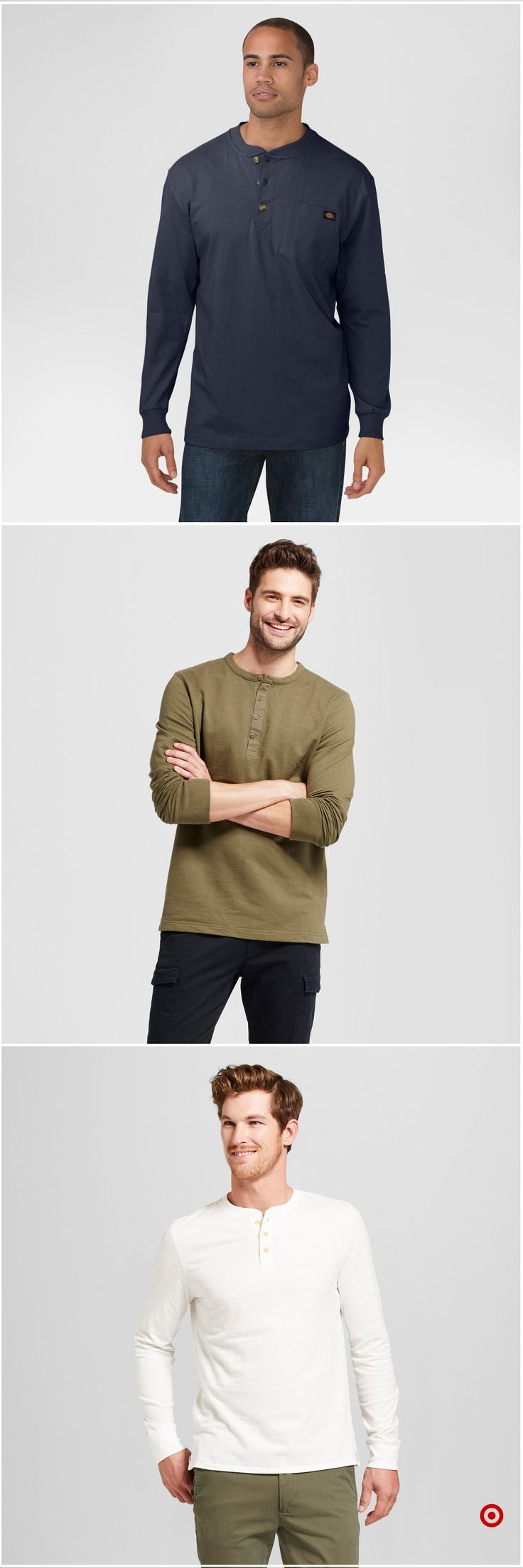Shop Target for henley shirts you will love at great low prices. Free shipping on orders of $35+ or free same-day pick-up in store.