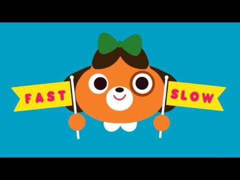 Opposites song video for preschoolers and kindergarteners!  Super cute! #kidsmusic #opposites #preschool