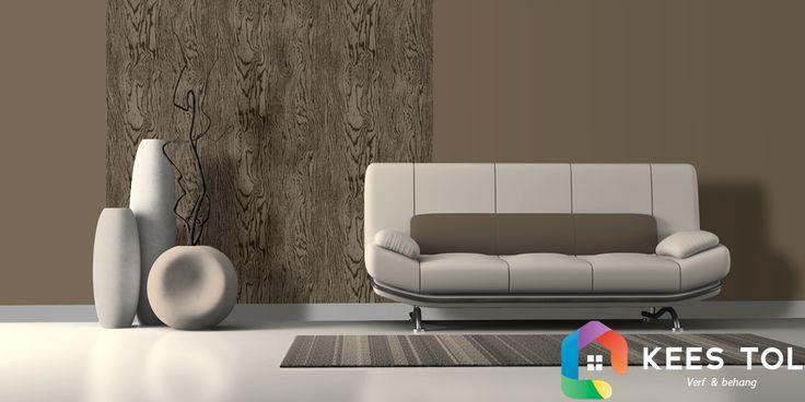 #InspiredByNature #Woodlook #Walldesign