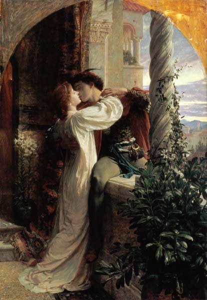 I 10 quadri d'amore più belli