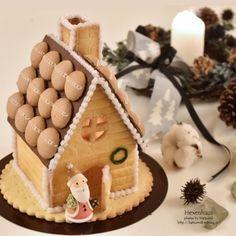 「型紙付き!ヘクセンハウス」はつみ | お菓子・パンのレシピや作り方【corecle*コレクル】